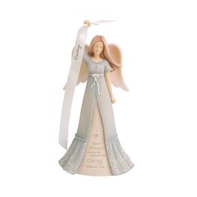 Foundation Angel of Courage Figurine by Karen Hahn | 6005228