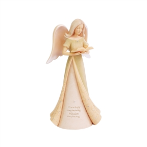 Foundation Angel of Wisdom Figurine by Karen Hahn | 6005233