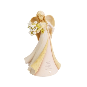 Foundations Daughter Angel Figurine by Karen Hahn | 6005241