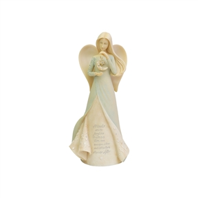 Foundations Friendship Angel Figurine by Karen Hahn | 6005242