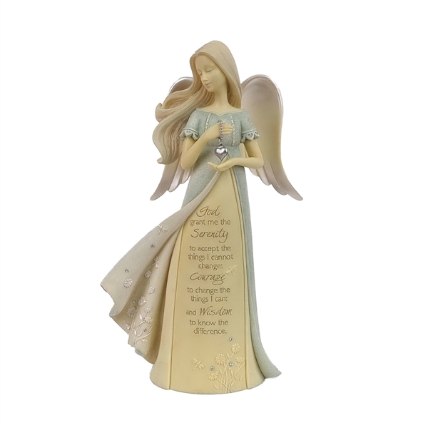 Foundations Angel of Serenity Figurine | 6007526