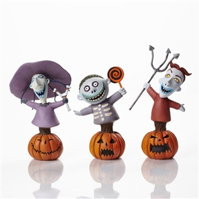 Grand Jester Studios Lock, Shock and Barrel Figurine Set 4046188