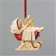 Heart of Christmas by Foundations, Baby's First Christmas Hanging Ornament 4052793