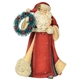 Heart of Christmas 'His Eyes, How they Twinkled!' Santa Figurine, 4057645