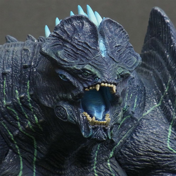 X Plus Large Monster Series Pacific Rim Leatherback Vinyl
