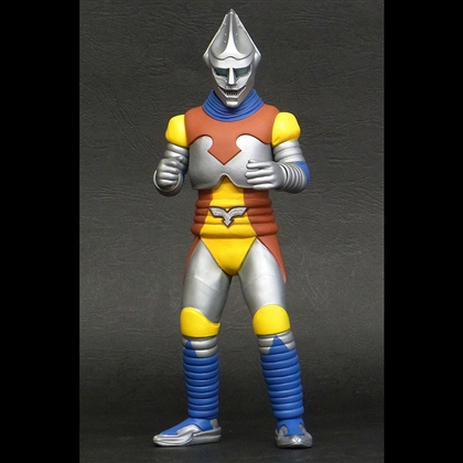 X-Plus Large Monster Series Jet Jaguar Ric Boy Vinyl Figure - Import