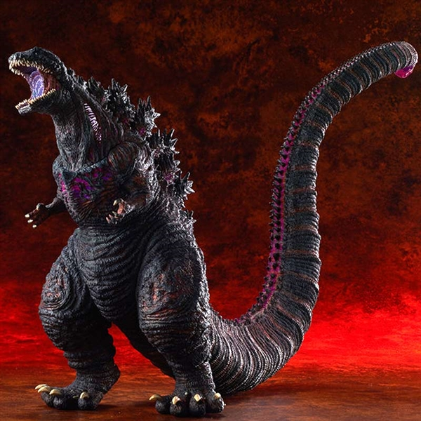 X Plus Large Monster Series Shin Godzilla 2016 Ric Boy