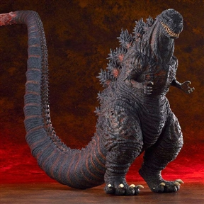 X-Plus Large Monster Series Shin Godzilla 2016 (Standard) Vinyl Figure - IMPORT