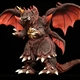 X-Plus Large Monster Series Destoroyah 1995 Standard Vinyl Figure - IMPORT