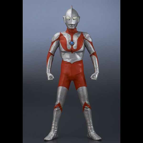 X-Plus Gigantic Series Ultraman (Standard) Vinyl Figure - IMPORT