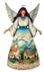 Heartwood Creek Village Guardian Angel Figurine by Jim Shore, 114408
