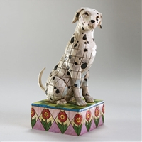 Heartwood Creek Dalmatian Dog Figurine by Jim Shore 4004850