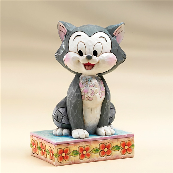 Figaro the Cat - Jim Shore, Disney Traditions 'Pinocchio' Figurine, 4007212