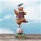 Heartwood Creek Circus Bear On Ball Figurine by Jim Shore 4007672