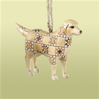 Heartwood Creek Golden Retriever Ornament by Jim Shore, 4008108