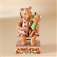 Heartwood Creek Momma Bear with Cub Figurine by Jim Shore, 4009906