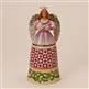 Heartwood Creek Angel with Tea Kettle Figurine by Jim Shore, 4017634
