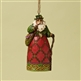 Heartwood Creek Irish Santa Claus Ornament by Jim Shore, 4022939