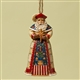 Heartwood Creek Polish Santa Ornament by Jim Shore | 4022945