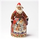 Santa with Angels Scene - Jim Shore / Heartwood Creek Figurine, 4025796