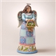 Easter Angel - Jim Shore / Heartwood Creek Figurine, 4025806