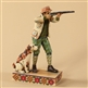 Heartwood Creek Hunter with Dog Figurine by Jim Shore, 4026888