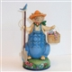 Spring / Summer Cat - Jim Shore, Heartwood Creek Figurine, 4029842