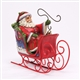 Santa in Sleigh - Jim Shore, Heartwood Creek Figurine, 4034361