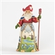 Heartwood Creek Around The World Santa's Dutch Figurine by Jim Shore | 4034367