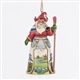 Dutch Santa Ornament - Jim Shore, Heartwood Creek, 4034400