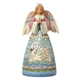 Heartwood Creek Grace Divine Angel with Swan Scene Figurine by Jim Shore, 4040793, Flossie's Gifts and Collectibles