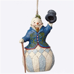 Heartwood Creek Victorian Snowman Ornament by Jim Shore, 4047683