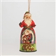 Heartwood Creek Jolly Old St. Nicholas Ornament by Jim Shore, 4047784