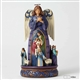 Heartwood Creek Angel with Nativity Scene Figurine by Jim Shore  4051542