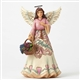 Heartwood Creek Mother Angel Figurine by Jim Shore