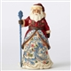 Heartwood Creek Around The World Santa's Norwegian Figurine by Jim Shore | 4053705