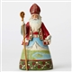 Heartwood Creek Swiss Santa Figurine by Jim Shore | 4053711
