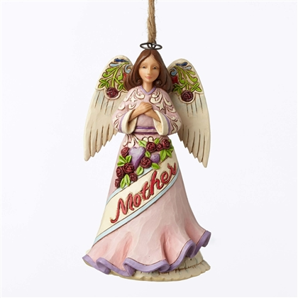 Heartwood Creek Hanging Ornament Mother Angel