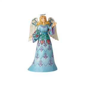 Heartwood Creek Wonderland Angel Figurine by Jim Shore 6001422
