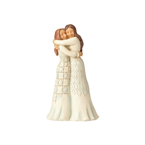 Heartwood Creek Two Girls Hugging Figurine by Jim Shore, 6001556