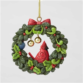 Heartwood Creek Legend Wreath Hanging Ornament 6002801