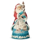 Heartwood Creek Coastal Santa with Lighthouse, 6004023