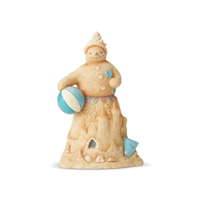 Heartwood Creek Coastal Scene Sandman Figurine 6004026