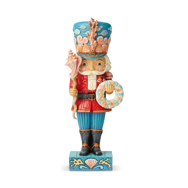 Heartwood Creek Coastal Nutcracker Figurine 6004027