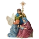 Heartwood Creek Victorian Holy Family and Angel Figurine by Jim Shore, 6004185
