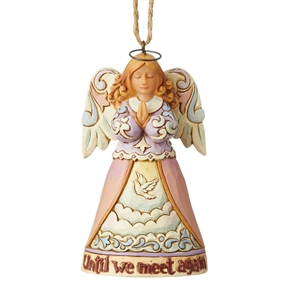 Heartwood Creek Mini Bereavement Angel Ornament by Jim Shore, 6004318