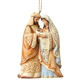 Heartwood Creek Holy Family Ornament by Jim Shore, 6004319