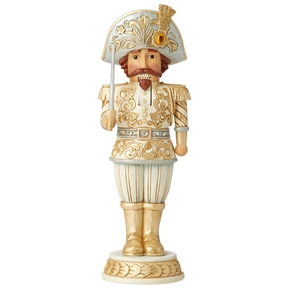 Heartwood Creek Holiday Lustre Nutcracker, 6006616
