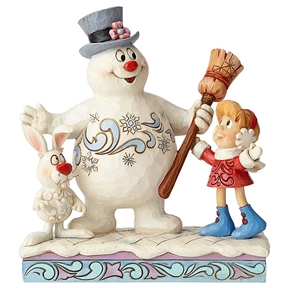 Frosty, Karen and Hocus Pocus Figurine by Jim Shore