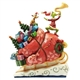 Grinch on Sleigh Figurine by Jim Shore 6002069